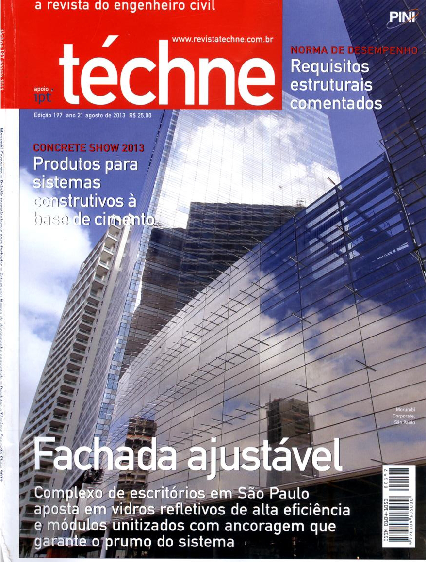 REV Techne  - Morumbi Corporate_capa